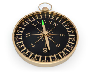 Learn compass