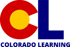 colorado learning Logo